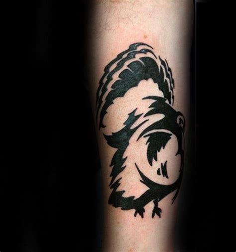 tattoo inspiration male forearm top 40 best turkey tattoos for men game bird design ideas