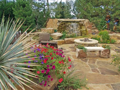 Tips To Beautify Garden With Southwest Style Southwest Landscape Design