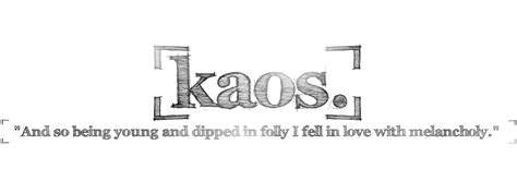 kaos trafagar team kaos this must be the place