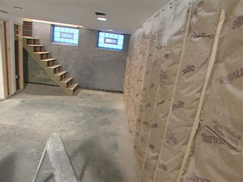 how to install basement drywall how tos diy - Drywall In Basement