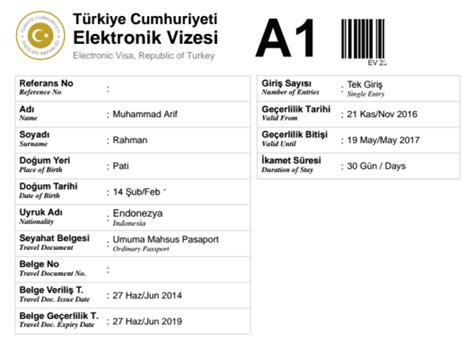 membuat e visa langkah langkah mudah membuat e visa turki backpackstory