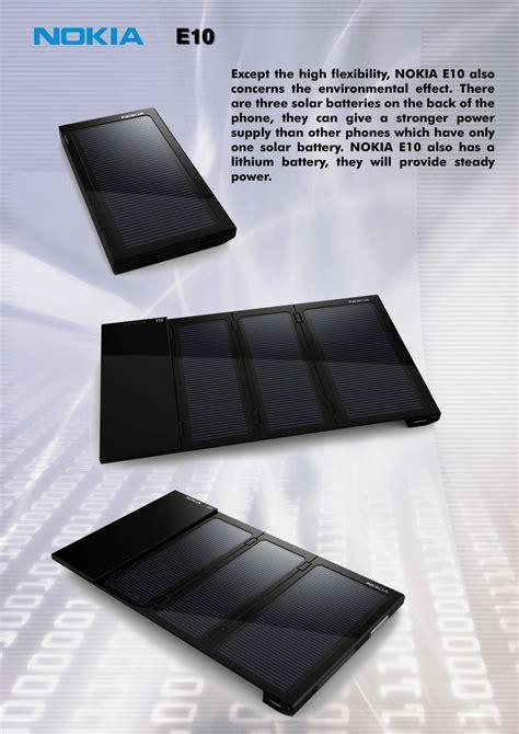 nokia   foldable phone  meego  solar batteries