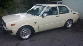 toyota foreign car 1979 toyota corolla my first car foreign muscle