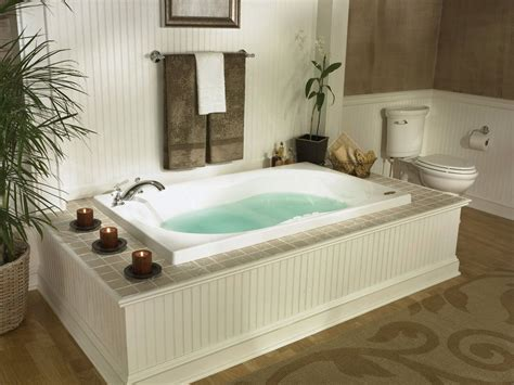 Large Drop In Tub Whirlpool Bathtub With Faucet In Whirlpool Bathtub Amazing