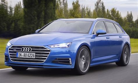 Audi Neuer A6 by 2017 Audi A6 Avant Photos Revealed