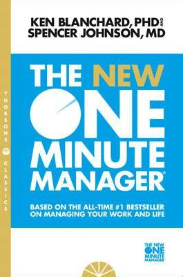 One Minute Manager the new one minute manager kenneth h blanchard