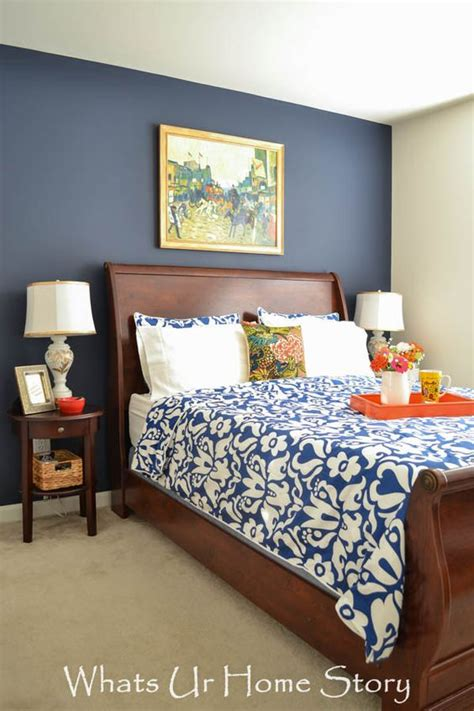 navy and coral bedroom paint colors navy paint colors and wood