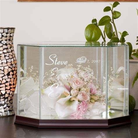 Wedding Box Display by Cremation Urns Memorials Keepsakes And Remembrance Items
