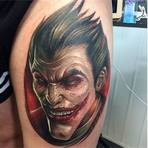 joker tattoo best best joker tattoo by max pniewski tattoos pinterest