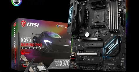 Build Tanpa Amd Ryzen 3 1200 Oc Series Graphic msi intros five new motherboards based on amd s am4