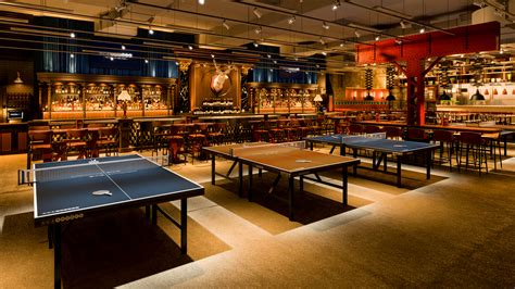 London Ping Pong Club Acebounce Vows To Wow Chicagoans Table Tennis Chicago