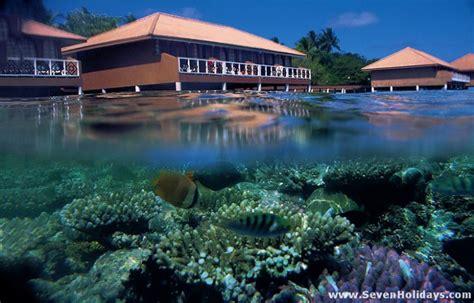 Simple Pool House embudu village resort madlives travel journalist review
