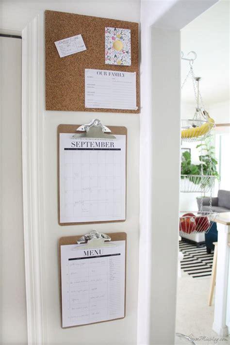 Calendar 61 Cook County Best 25 Kitchen Calendar Organization Ideas On