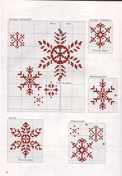 snowflake pattern cross stitch the 256 best images about embroider it hearts on