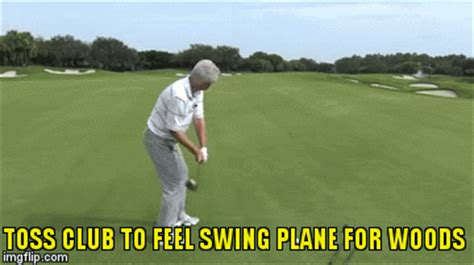 shallow golf swing golf correct shallow plane for woods imgflip