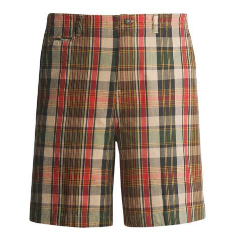 Plaid Shorts mens plaid shorts live web