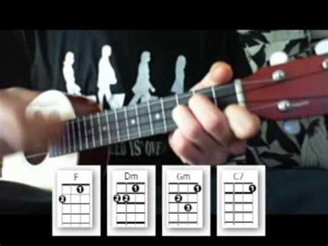 ukulele tutorial elephant gun circulos armonicos con ritmo acordes ukelele youtube