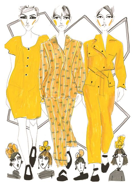 mellow yellow siege social style it out at these york fashion week events yorkmix