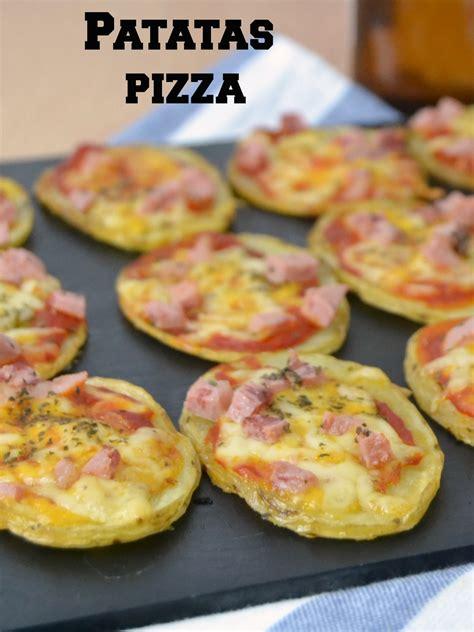 cocina patatas patatas pizza cuuking recetas de cocina