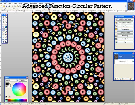 fabric pattern making software design software textile design software generation