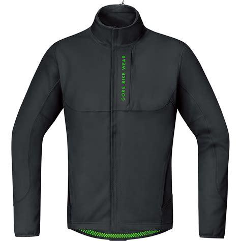 softshell bike jacket wiggle bike wear power trail windstopper softshell