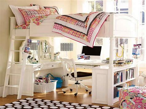 Loft Bed With Desk Underneath by Bedroom Loft Bed With Desk Underneath Plans Bunk