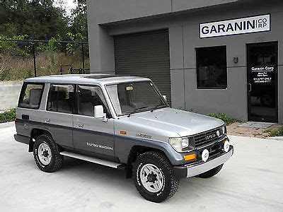 toyota land rover 1990 1990 toyota land cruiser cars for sale