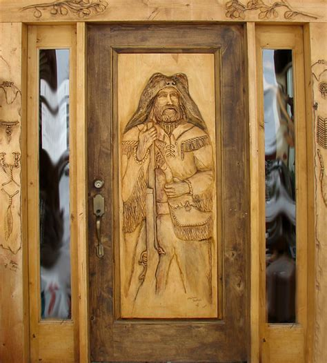 Carved Doors by Wooden Carving Doors Home Design Elements