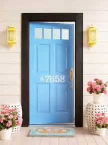 Cool Front Door Colors Front Door Colors Powder Blue Door Avery Design