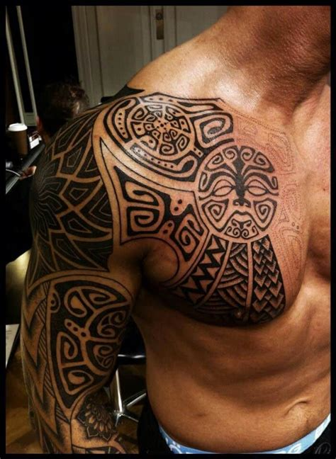 polynesian tattoo history 60 brilliant polynesian tattoos inkdoneright