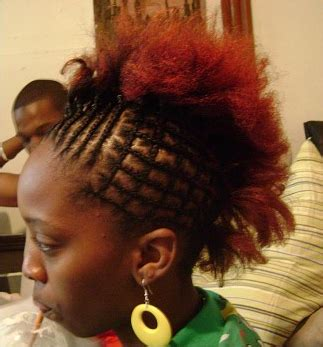 african american kids braided in mohawk black braided mohawk hairstyles thirstyroots com black