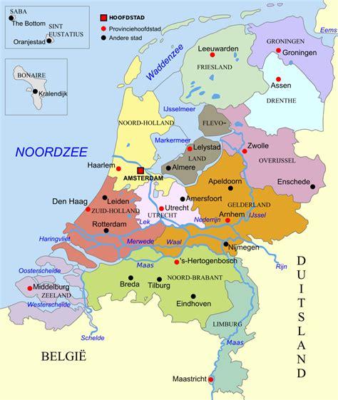 Or Nederland File Karte Der Provinzen Niederlande Nl Svg