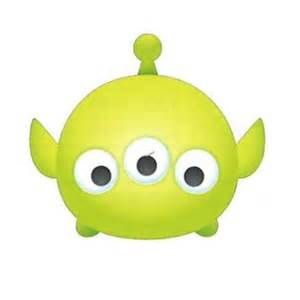 alien tsum tsum sticker 3g at hk 15 tsum tsums super