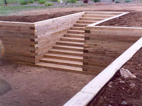how to build wood retaining wall ideas walls how to build wood retaining wall landscape timber