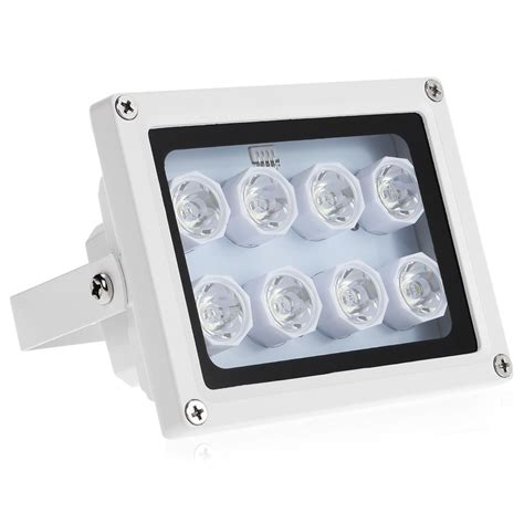 ir led resistor infrared illuminator 8 array ir leds vision wide angle outdoor waterproof for cctv