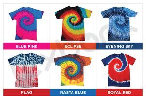 Tshirt T Shirt Kaos Sexpistols gildan tie dye colo kaos band kaos band gildan kaos