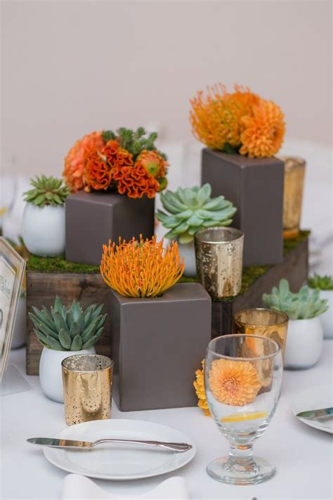 modern floral centerpieces https www theknot real