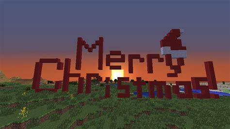 best pixel merry christmas merry pixel minecraft project