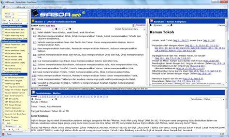 alkitab web lembaga alkitab indonesia situs alkitab sabda yayasan lembaga sabda