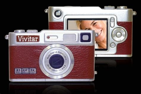 Vivitars Vivicam 5160s Digital Is Stylish And Cheap by A And Inexpensive M Like Alternative Not Steve