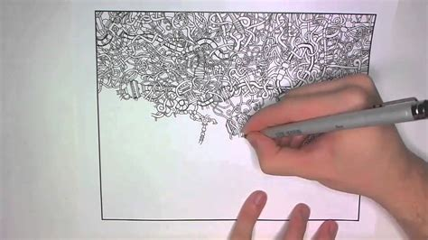 the doodle book draw colour create drawing a series of for the coloring book