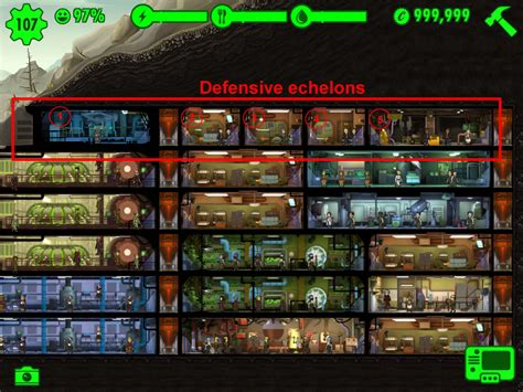 fallout shelter app layout guide fallout shelter surviving a deathclaw attack silly tale