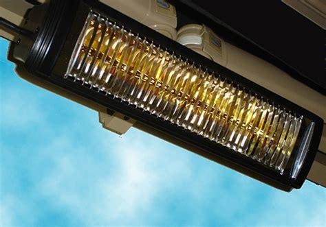 Solar Patio Heater Eclipse Solar Beam Infrared Heater
