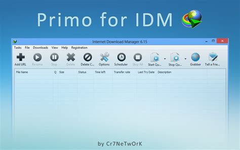 download themes idm primo for idm by cr7network on deviantart