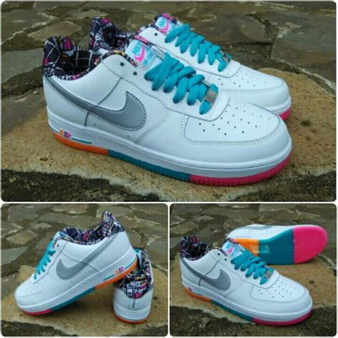 Sepatu Nike Air One Rainbow Sole nike air kw