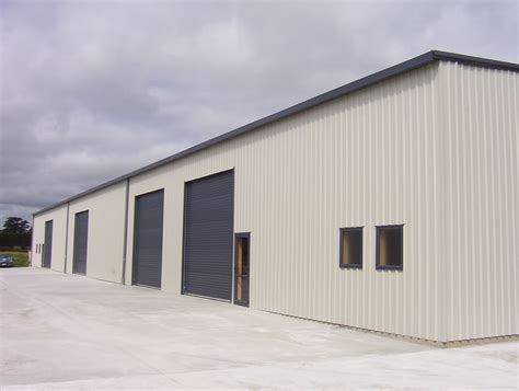 industrial commerical gallery shed master sheds