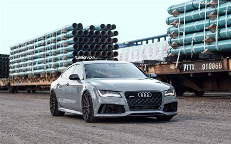 Audi Rs7 Tuning Adv 1 Wheels Audi Rs7 Cars Tuning Wallpaper 1600x1000
