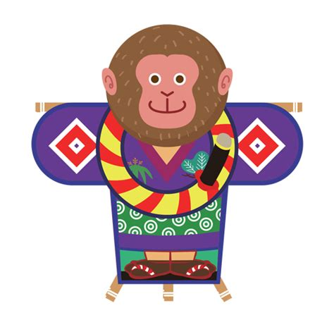 new year monkey png 2016 lunar new year