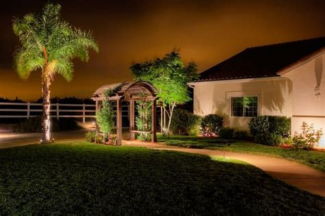Fx Landscape Lighting Benefits Of Landscape Lighting Fx Luminaire Outdoor Lighting Electric Candles And