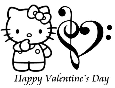 valentines day black and white black and white happy valentines day clipart